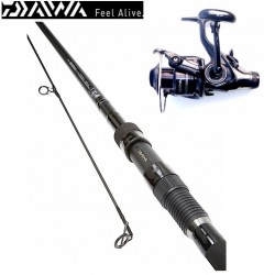 Daiwa Black Widow G50 Pike Carp Combo