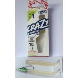 Fiiish Crazy Eel 100 Combo White Coco