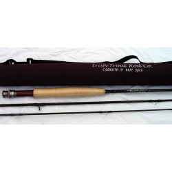 Irish Fly Rod Co IM8 Selenium Graphite Salmon Fly Rod 15ft Line9-10