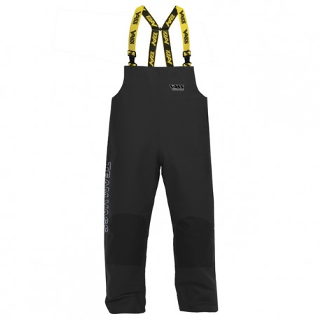 Team Vass 175 Winter Edition Bib & Brace Black henrys