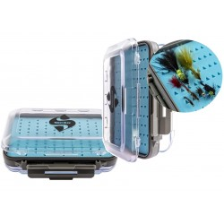 Snowbee Easy-Vue Waterproof Fly Boxes