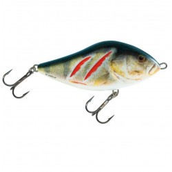 Salmo Slider 7cm Sinking 21g Wounded Real Perch