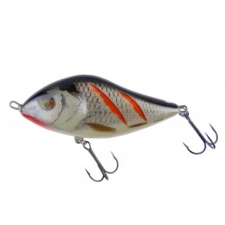 Salmo Slider 7cm Sinking 21g Wounded Real Grey Shiner