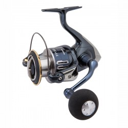 Shimano Twin Power XD 4000 Salt Spin reel