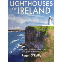 Lighthouses Of Ireland by Roger O Reilly