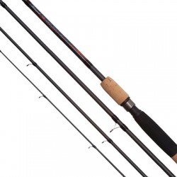 Shakespeare Agility XP 4pc Travel Match Rod 13ft