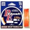 Famell PE Flash Braid 0.6 Orange 150m