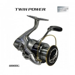 Shimano 15 Twin Power 4000 HG  Spin Reel