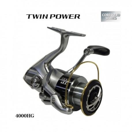 Shimano Twin Power 4000 HG Spin Reel