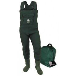 Behr Titanium High Back Neoprene Waders