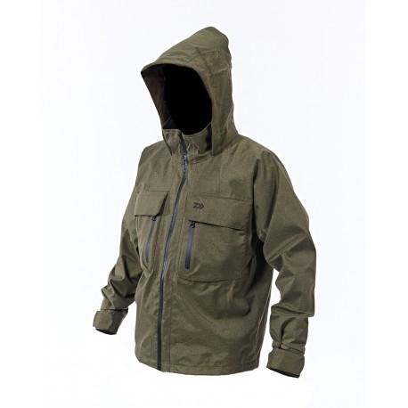 Daiwa Game Breathable Soft Touch Wading Jacket
