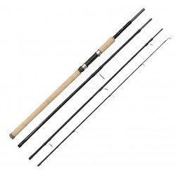 Abu Venturi ML 9ft 10-35g Travel Spinning Rod 4pc