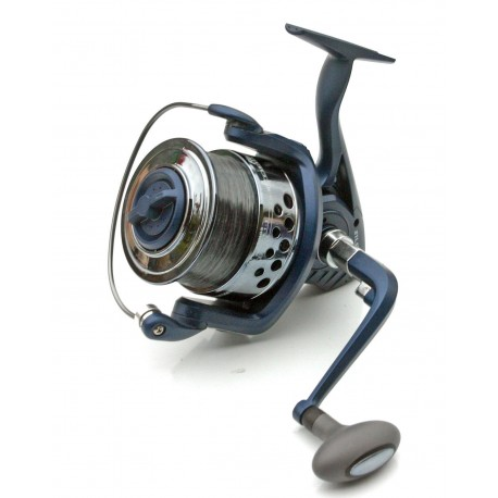 Silstar FD 7000 Beach Reel with line and spare spool henrys