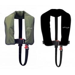 Waveline 165 ISO Short Lifejacket Automatic Free Crutch Strap