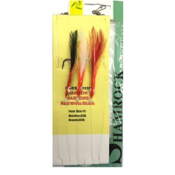 Shamrock Rainbow Warrior Rig Red-White-Black