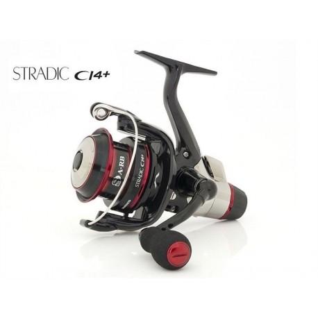 Shimano Stradic Ci4 4000 Rear Drag henrys