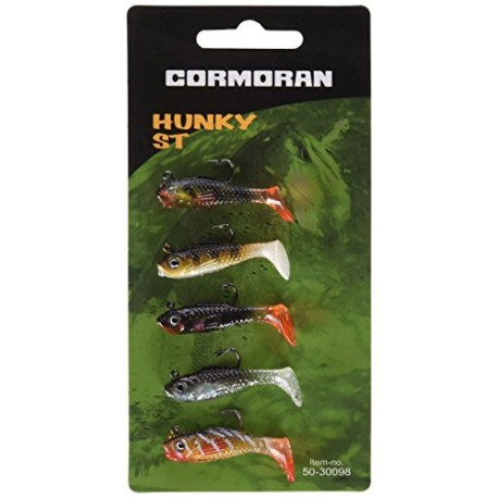 Cormoran Hunky ST 3.5cm Mini Jig Kit henrys
