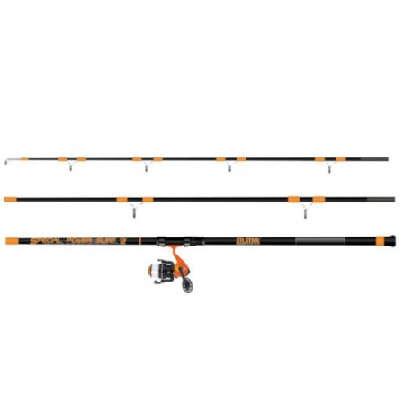 Silstar Power Surf Combo 10ft 3 piece
