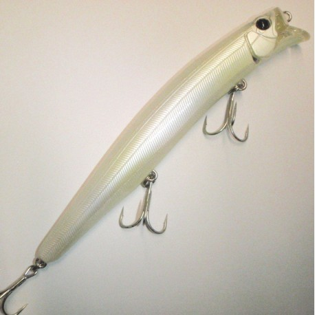 Tackle House Feed Shallow 128mm No 6 Prl Rainbo Glow Belly henrys