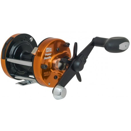 Abu 6500C with Power Handle henrys
