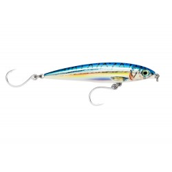 Rapala Long Cast Minnow 12cm Shallow Blue Mackerel