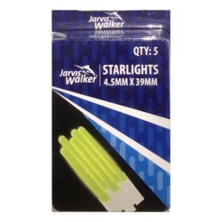 Starlights 4.5 x 39mml 5 pack Jarvis Walker