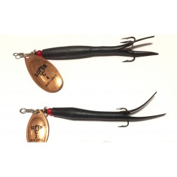 Irish Lures Super C Flying C Black  Copper Range