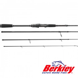 Berkley Naumad Travel Spin Rods