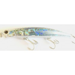 Duo Tide Minnow 135 Surf D72DM Holo White