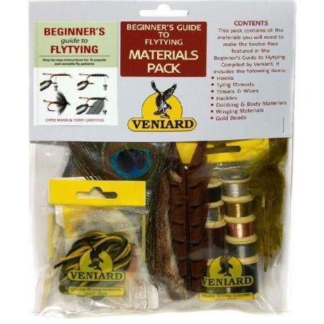 Veniard Beginners Fly Tying Kit henrys