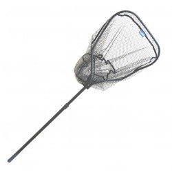 Silstar X Large Telescopic Rubber Mesh Boat Net