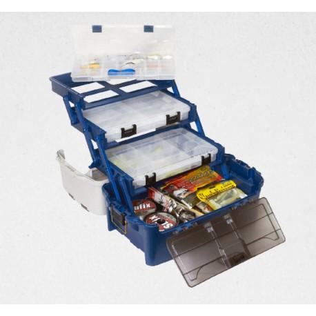 Plano 72370 Hybrid Hip Stowaway Tackle Box henrys