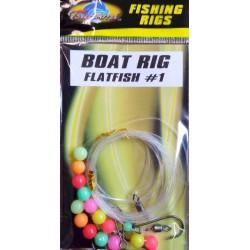 Tsunami Boat Flatfish Rig