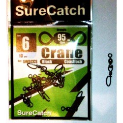 Surecatch Coastlock Swivels size 6