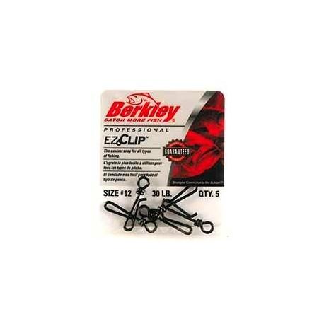 Berkley Easy Clip swivel henrys