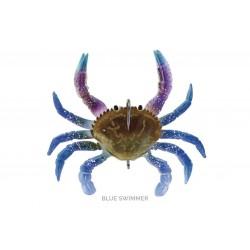 Chasebaits Smash Crab Blue Swimmer 10cm