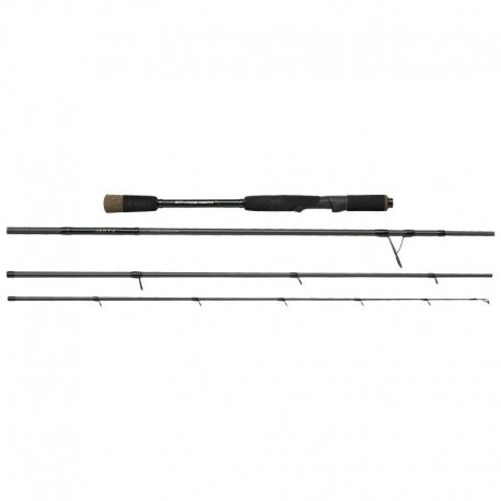 Savage Gear XLNT 3 Roadrunner 7ft 5-18g 4 Piece Spin Rod henrys