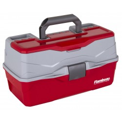 Flambeau 3 Tray Cantilever Tackle Box  6383TB