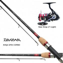 Daiwa Ninja Spin Combos