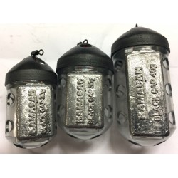 Kamasan Black Cap Block End Feeders