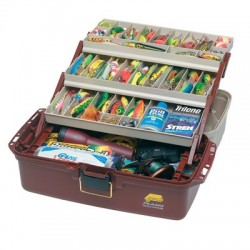 Plano 6133 XL 3 Tray  Cantilever Tackle Box