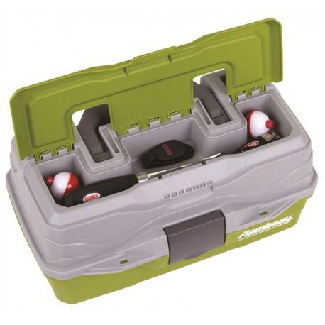 Flambeau 6381TB 1 Tray Cantilever Tackle Box henrys
