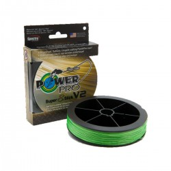 Power Pro Super 8 Slick V2 Braided Line 135m