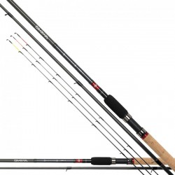 Daiwa Ninja Feeder Rod 11ft 2  Piece