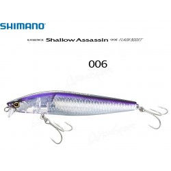SHIMANO EXSENCE SHALLOW ASSASSIN 99F FLASH PURPLE