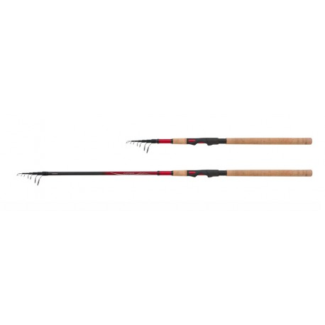 Shimano Catana EX Telescopic Spinning Rods henrys