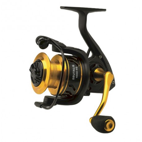 Kinetic Brutalis Heavy Spin Reel henrys