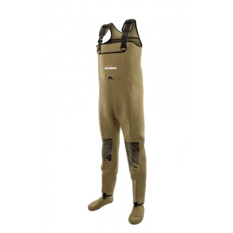 Snowbee Classic Neoprene  Stocking Foot Chest Waders henrys