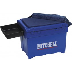 Mitchell Seat Box Blue Complete