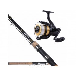 Daiwa D Shock 8ft  Heavy Spin Combo